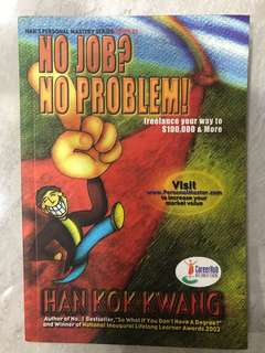 Book : No Job? No Problem!