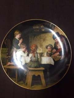 Vintage Austria Plate 3