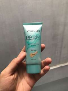 Wardah BB Cream SPF 30 - shade natural