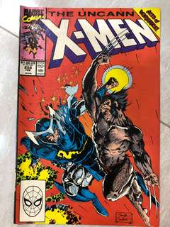 Comics : X-Men 258
