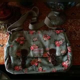 Cath Kidston Floral Saddle Messenger Bag