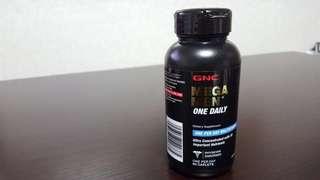 GNC Mega Men® One Daily 60 Caplets