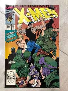 Comics : X-Men 259