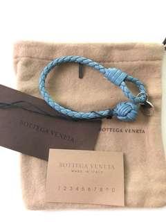 <New> Bottega Veneta Leather Bracelet