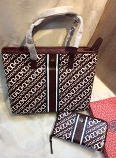 Tory Burch Laminated Set