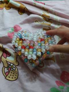 心型自家製盒