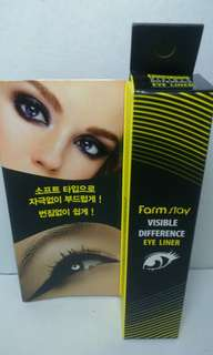 FARMSTAY Visible Difference Eyeliner