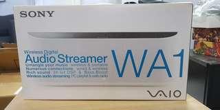 SONY VAIO audio streamer WA1