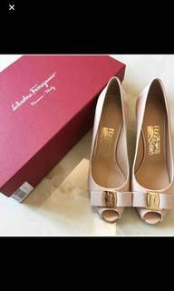 Salvatore Ferragamo Shoes heels