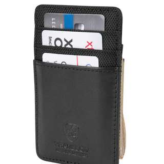 Travelon SAFE(ID) accent MONEY CLIP WALLET