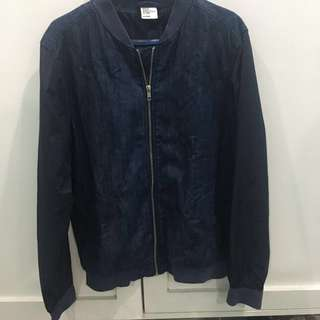 Denim jacket for youth