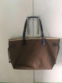 neverfull bag no brand