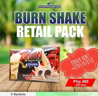 BURN Shake (Slimming)