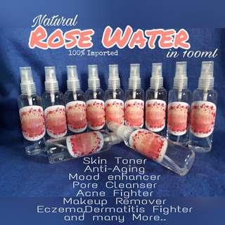 ROSE Water Spray 100ml