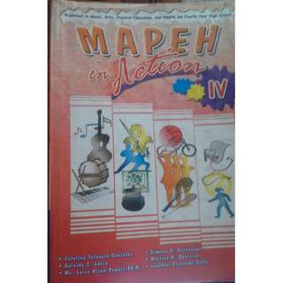 MAPEH in Action IV
