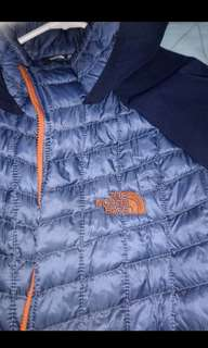 The North face jacket rrp300