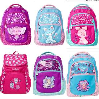 Smiggle backpacks ON SALE