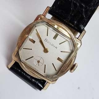 Bulova Manual Winding Vintage Watch