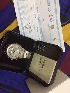 Jam tangan Cowok Alba
