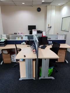 Toa Payoh Fitted Office Rental (Take Over)