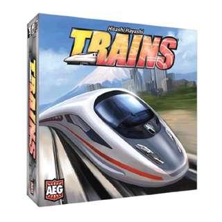 🚚 Trains
