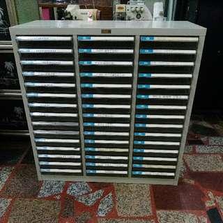 45抽文件鐵櫃