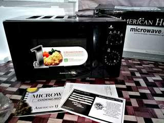 Microwave.Oven 20 liter capacity