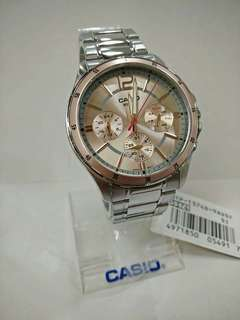 Original  Casio Men's Watch 3- dial