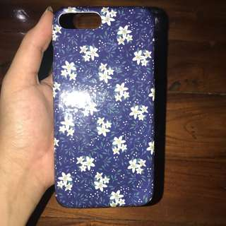 CASE IPHONE 7+ Malleny Floral