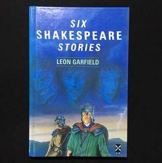 UPDATED PRICE - Six Shakespeare Stories