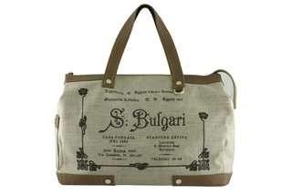 BVLGARI Collezione Tote Bag