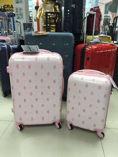 阿豪 日本空運到港 Sanrio Melody最新圖案 25吋 行李箱