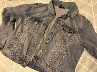 Vintage Glassons Denim Jacket