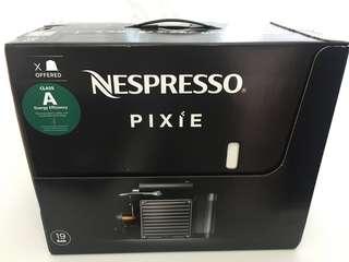 NESPRESSO PIXIE 咖啡機