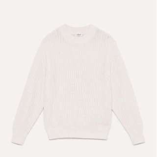 ARITZIA SALETTE SWEATER **OAK**