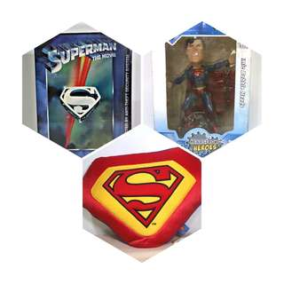 Take all for 1500 | Superman Collectibles