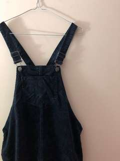 Glassons dungaree dress