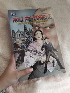 Noli Me Tangere Comic Book