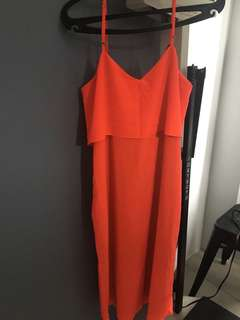 River Island Neon Dress - Never Worn