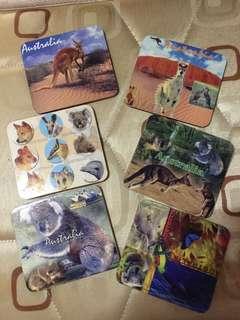 Australia Coaster Souvenir