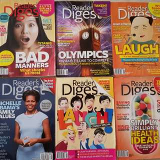 Reader's Digest Books