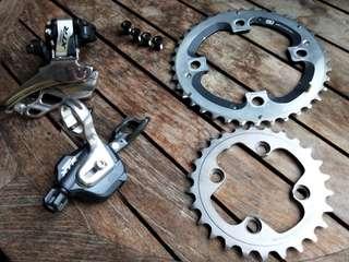 Shimano XTR M980 Parts