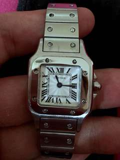 Cartier watch ( brought $550 ) never wear be4