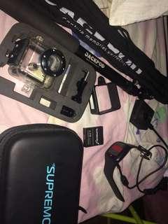 Supremo 1 Action Camera