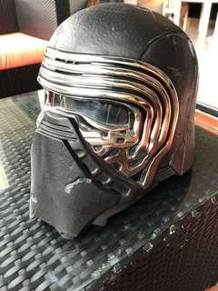 Black series Kylie Ren helmet