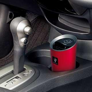 可攜式 日本SHARP 夏普 IG-JC15 車用空氣清淨機 負離子 速度快2倍 麗康墨盒