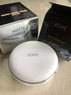 IOPE Matte Longwear Air Cushion 21C