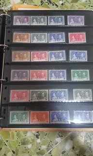 malaya stamp