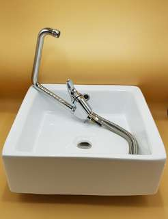Basin  with Taps
