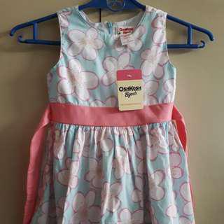 OshKosh B'gosh floral dress
